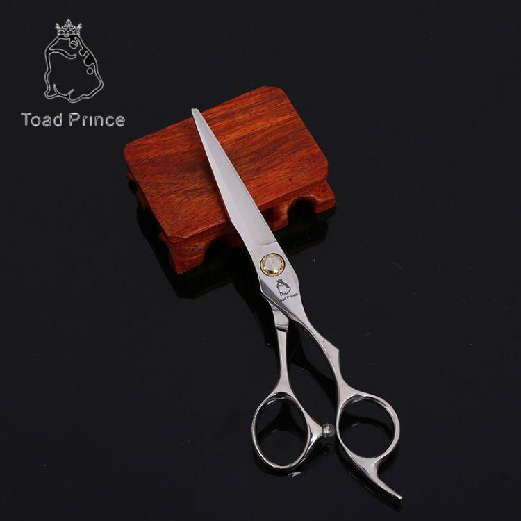 专业高档美发剪刀 材质SUX440C理发师专用理发学徒剪刀发廊剪刀