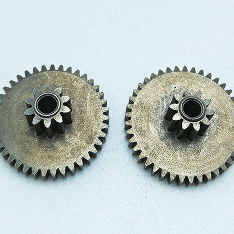 精密双联齿轮铁基粉末冶金件厂家直销 批发定制 经久耐用