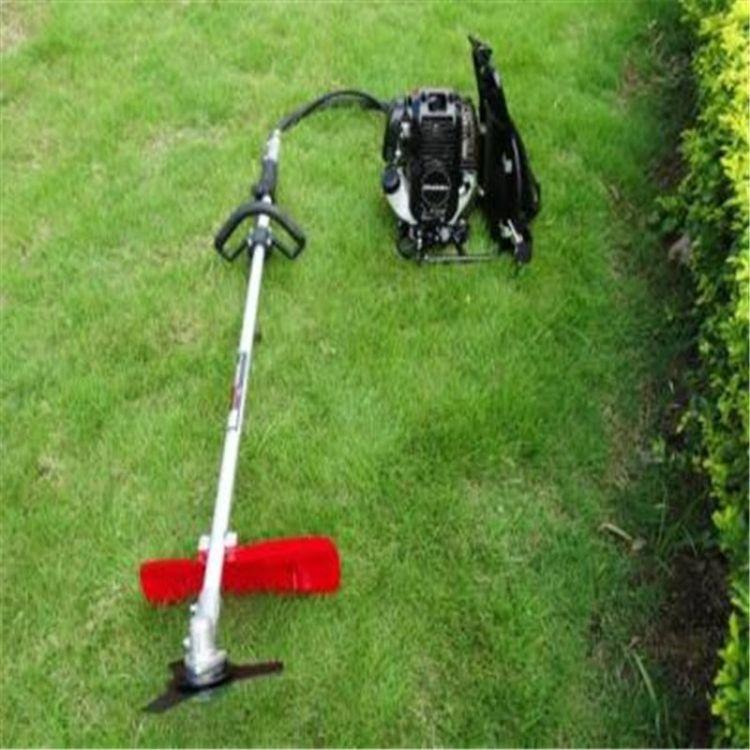 便携式松土割草机 生态园汽油割草机 背负式玉米田锄地除草机