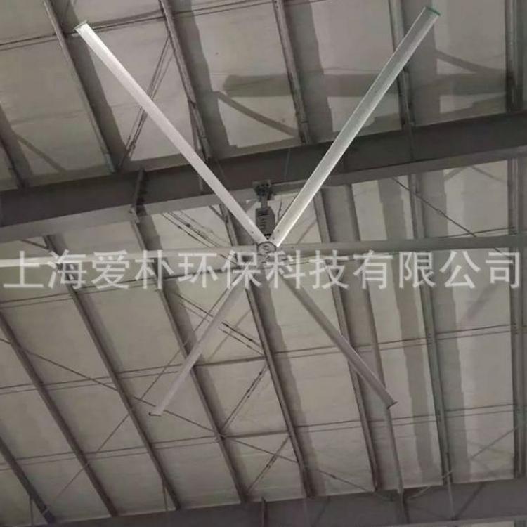 武汉大型工业吊扇 7.3米工业大吊扇  工业风扇厂家直销