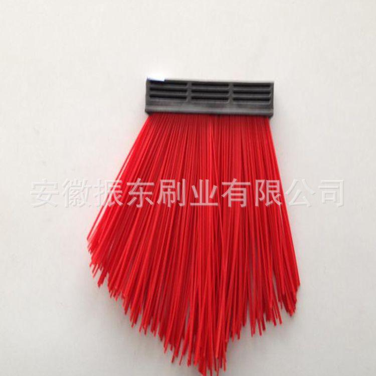 厂家直销方块扫路刷 改性尼龙丝毛刷 扫路车毛刷 环卫清扫刷