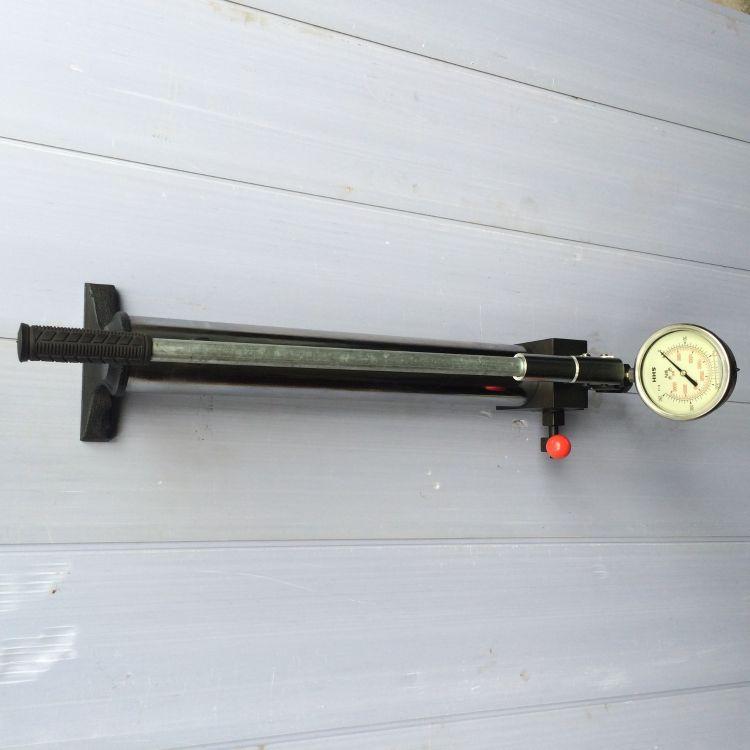 万向液压单柱塞试压泵 超高压升压泵 手动调节增压泵计量液压泵