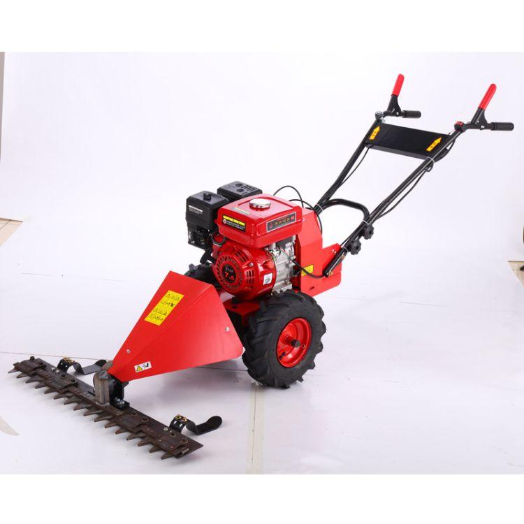 厂家直销小型牧草割草机 果园蔬菜除草机 手推自走割草机一件代发