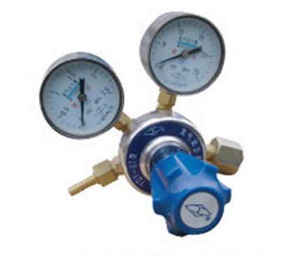 工字牌氧气减压器氧气减压阀YQY-07 上海焊割工具厂制造