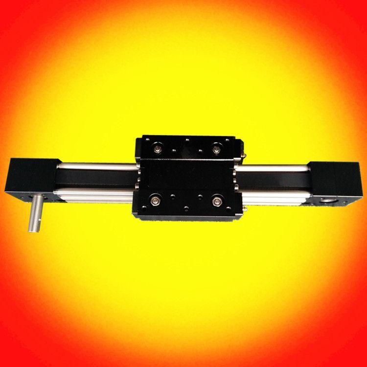自动化切割设备W40 布料切割导轨 激光切割机模组滑台 定制生产