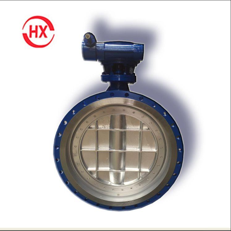 【货源充足】专业厂家生产蜗轮式硬密封三偏心铸钢法兰蝶阀 D343