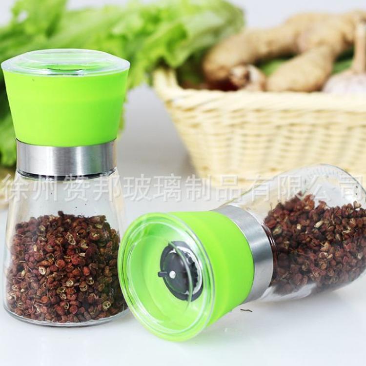 厂家直销研磨罐厨房用品花椒芝麻研磨罐大料磨面