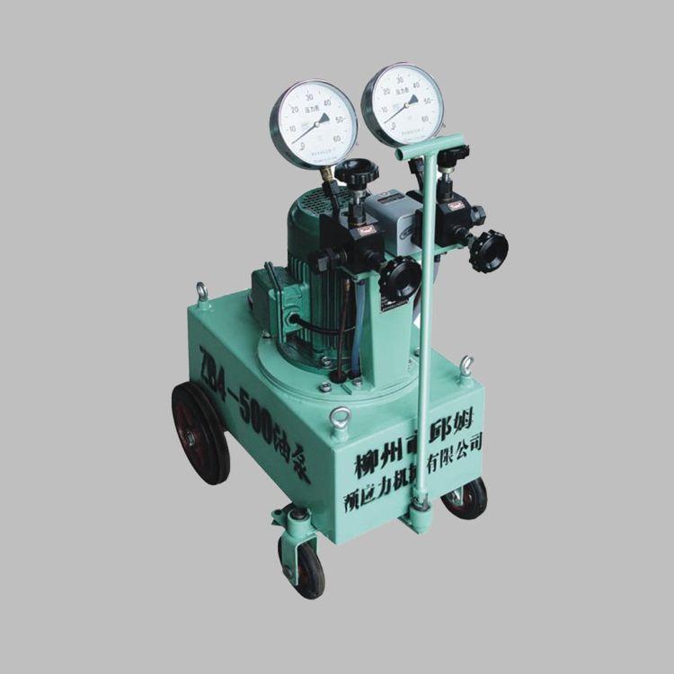 电动油泵 邱姆 液压油泵 张拉油泵 预应力张拉设备 油泵