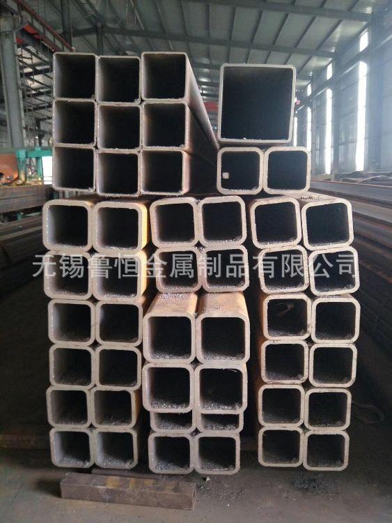 20#/16mn无缝方管Q345B方管/大口径厚壁方管现货销售/可定做生产
