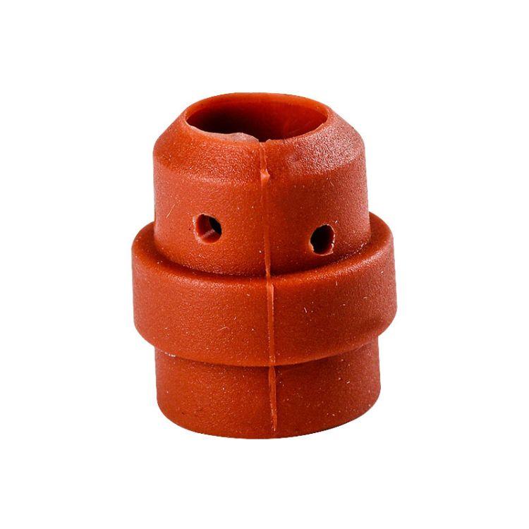 二保焊枪分流器耐高温二氧化碳焊枪配件陶瓷24KD隔离高分子分流器