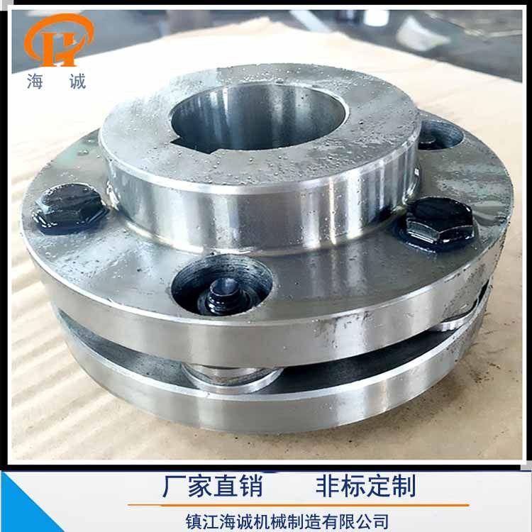 供应无沉孔基本型膜片联轴器 JMII5弹性膜片联轴器