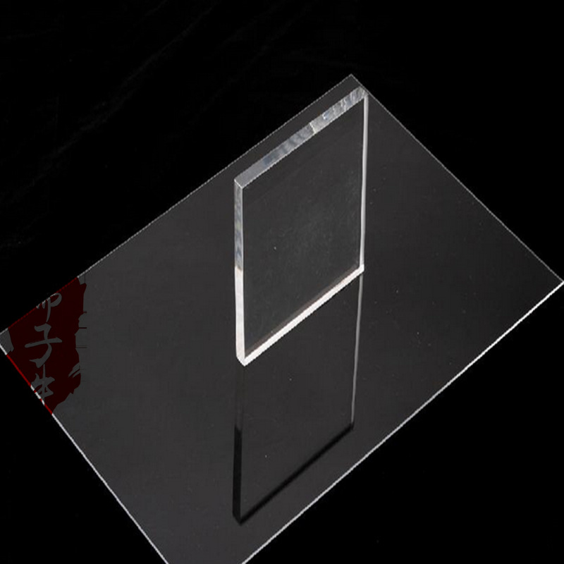 厂家生产定制亚克力盒子 透明零件盒子 有机玻璃可翻盖盒子 批发