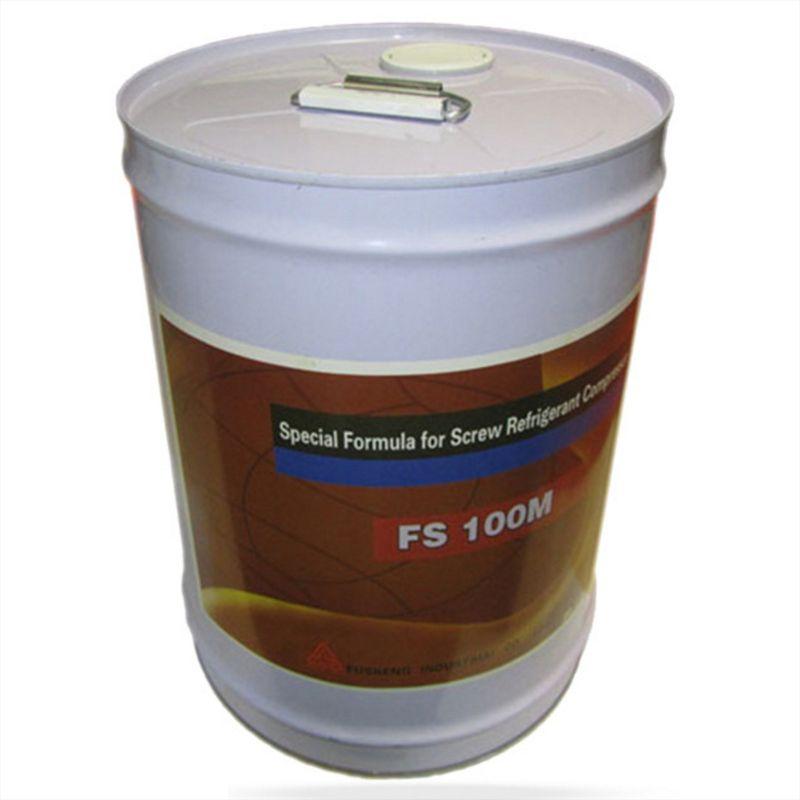 复盛冷冻油 FS100M 20L 压缩机冷冻机油FUSHENG冷冻机油
