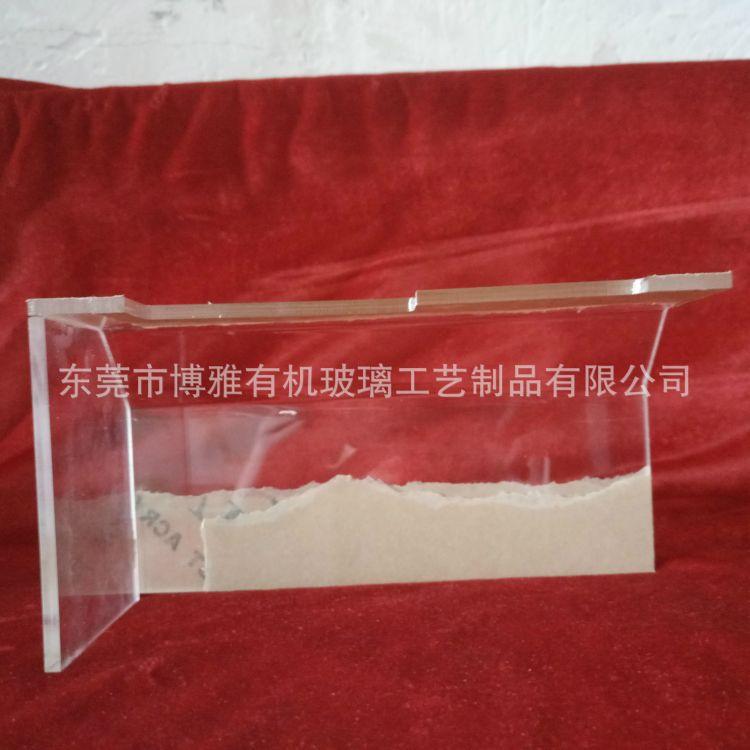 定制亚克力机械设备防护罩防尘罩有机玻璃机器防护罩设备挡板