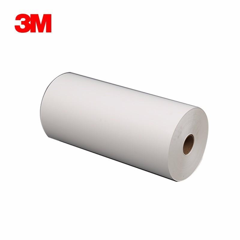 3M 7815 哑白PET聚酯工业标签胶带