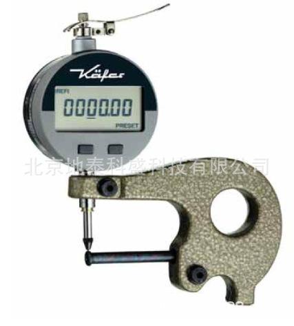 KAEFER机械式数显式壁厚测量仪 JD50W 德国凯发/kaefer