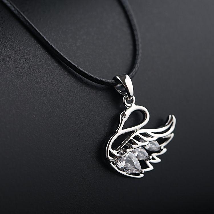 韩版choker锁骨项链简约学生短款天鹅颈链锆石颈带脖子饰品项圈
