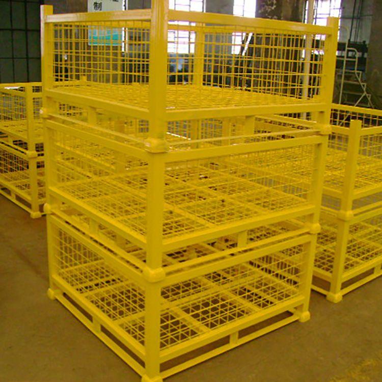河南厂家供堆垛架仓储库房层板货架钢制堆垛搁板堆垛架金属巧固架