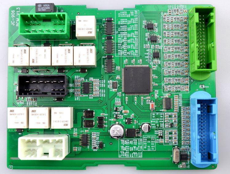 车身控制器  BCM  汽车门锁控制器  汽车车身控制总成 专业方案