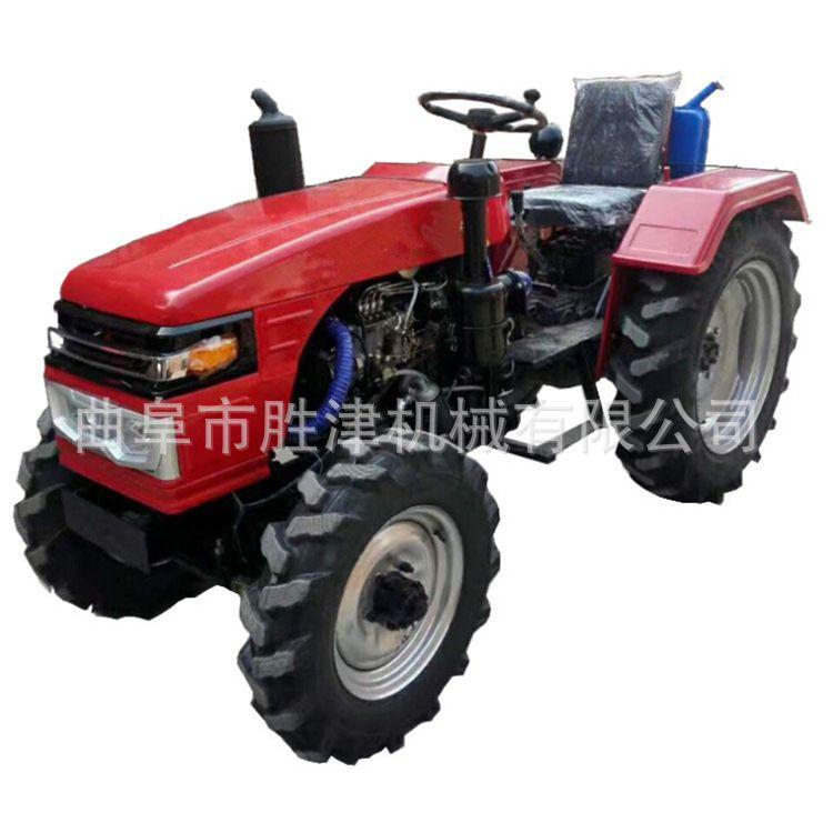 档位齐全农用四轮拖拉机四驱拖拉机 四驱农用柴油拖拉机