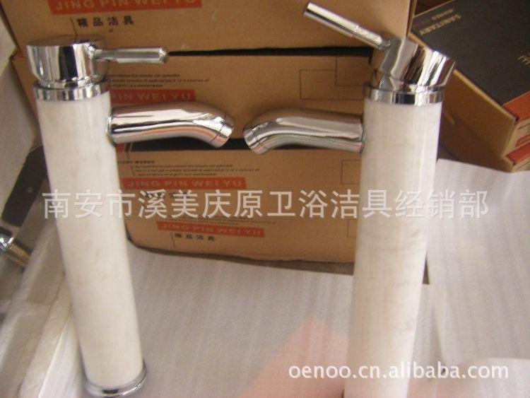 供应厂家批发精铜高弯陶瓷玻璃盆OENOO欧尔诺卫浴洁具
