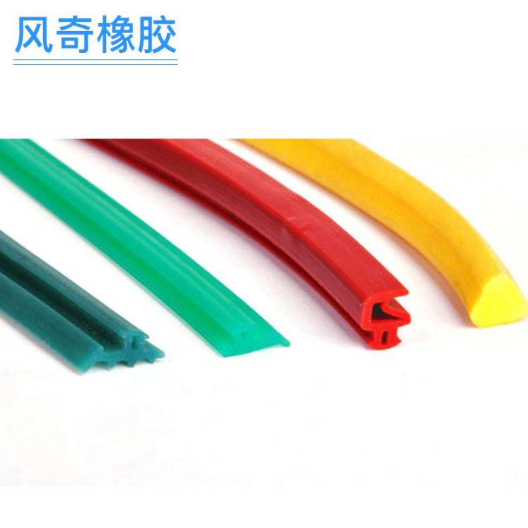 供应硅胶密封条 彩色硅胶条 耐高温硅胶密封条 异型硅橡胶密封条