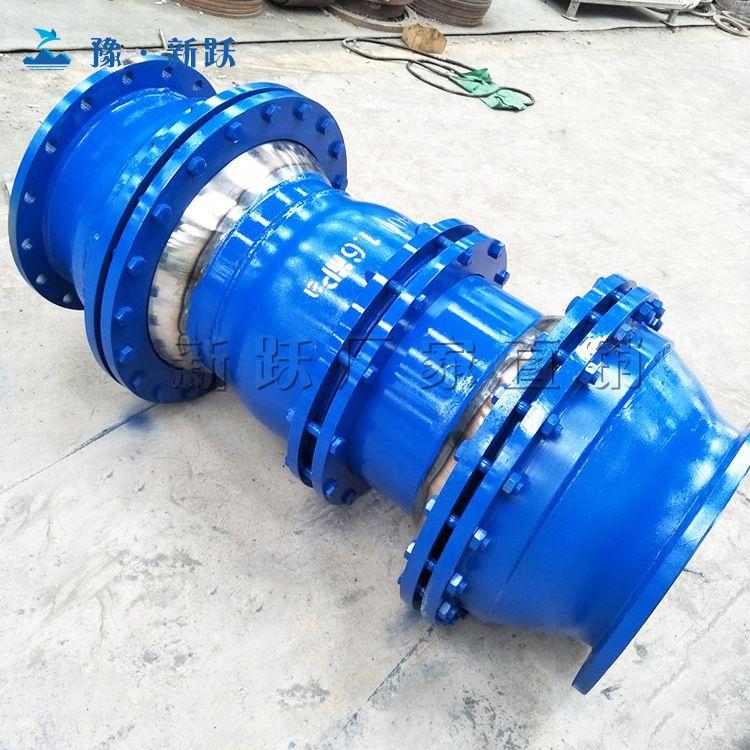 焊接式QB球形补偿器三维E型波纹旋转膨胀节法兰连接 球型补偿接头