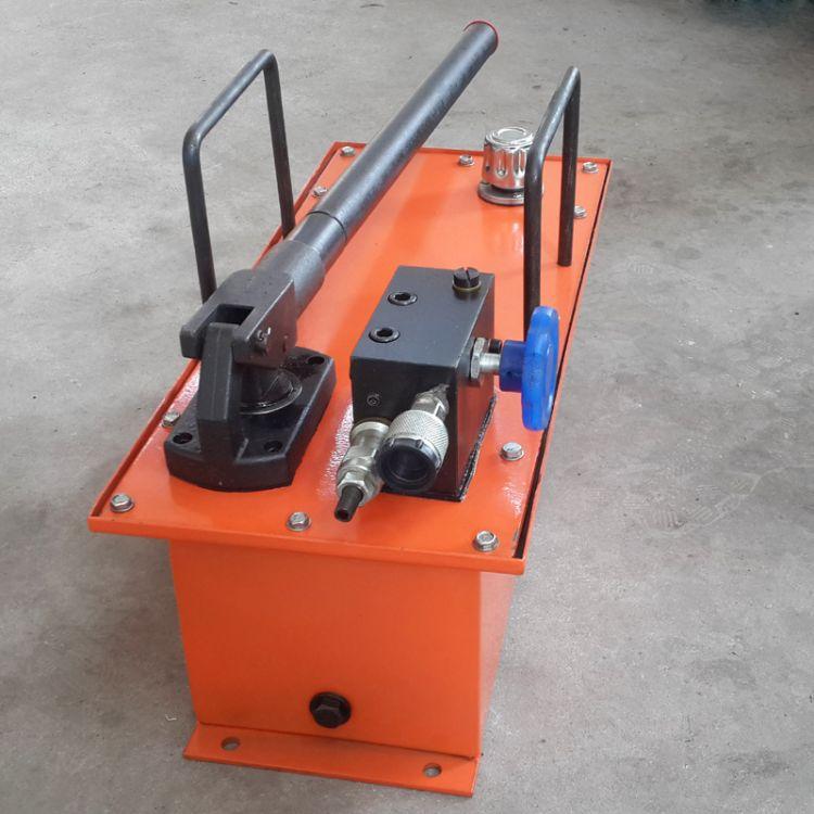 厂家直销大排量手动液压泵 syb试压手动泵 非标定制超高压手动泵