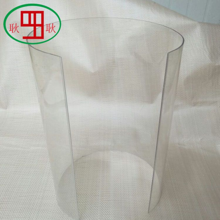 供应亚克力板加工 高透明PMMA亚克力热弯成型 可加工定做各种规格