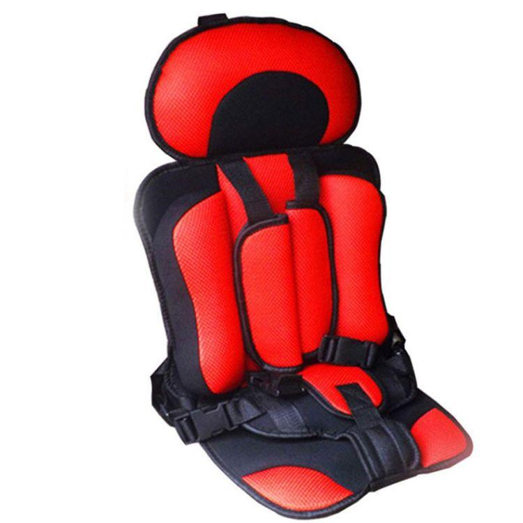 厂家直销 儿童汽车安全座椅6-12岁宝宝便携式安全座椅套 特价批发
