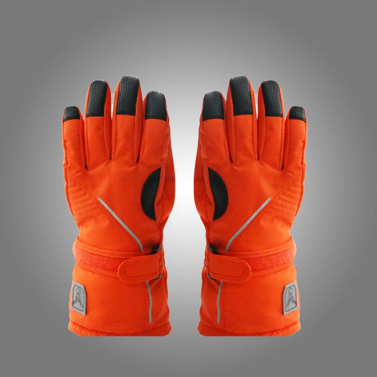 防风御寒骑行滑雪手套 保暖透气防滑运动手套内有防水透气袋