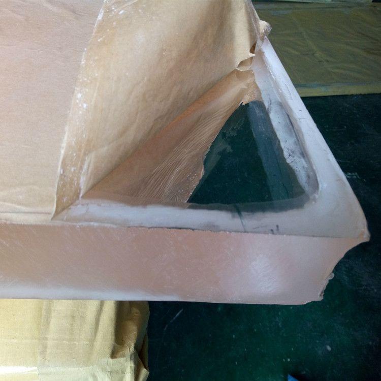 50mm高透明亚克力板 模具制品亚克力25mm浇注全新料透明亚克力板