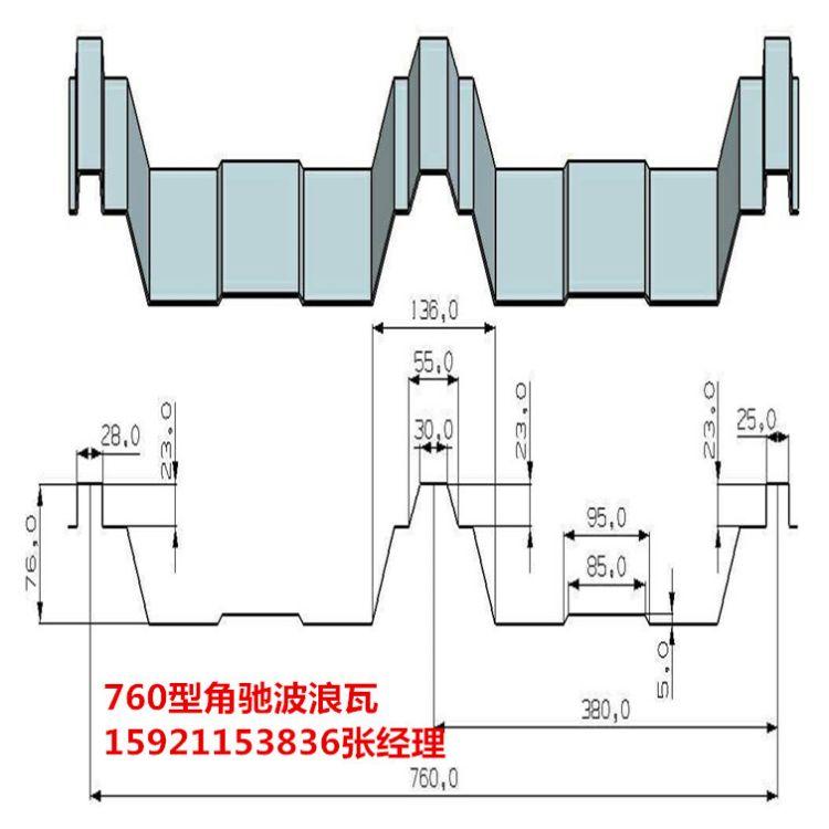 760型840型PC波浪瓦透明波浪瓦厂家直销质量好价格低可定做长度