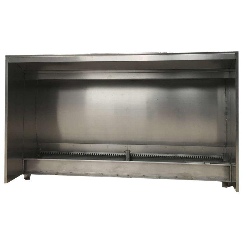 直销水旋柜处理喷漆漆雾水旋喷漆柜环保喷漆柜 水旋式漆雾净化器
