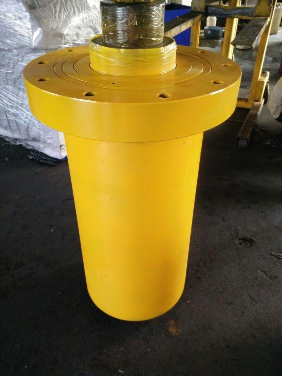 厂家直销 工程液压油缸 压力机油缸 小型压机油 缸大吨位油缸 可定制工程 快速液压油缸