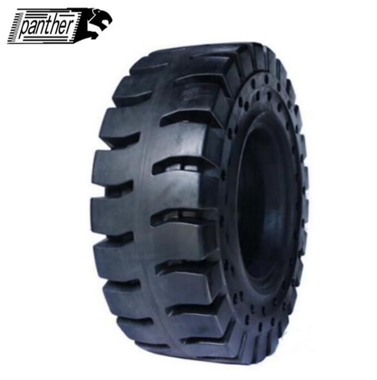 黑豹实心装载机轮胎14.00-20 1400-20 1400x20