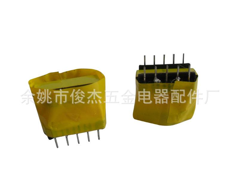 [俊杰制造]专业供应多种规格变压器 高频变压器 高频EE28变压器