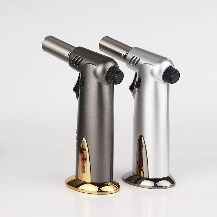 ZB-580防风直冲台式直冲大喷枪全金属高温焊枪户外烧烤喷枪焊枪