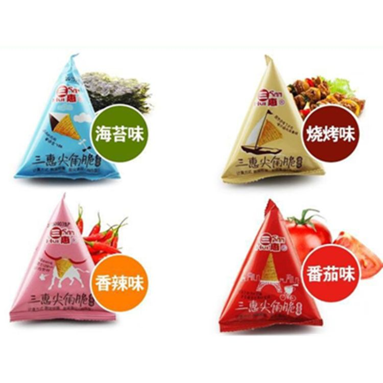 颗粒包装机膨化食品包装机小馒头包装机锅巴包装机猫耳朵包装机