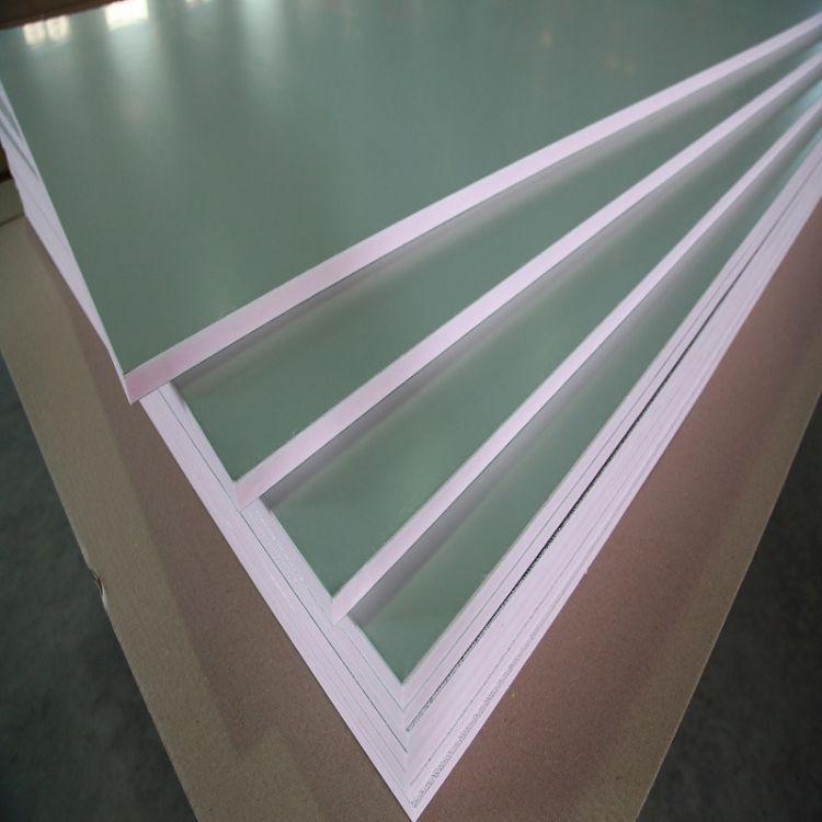 厂家直销 高品质双面彩钢酚醛复合风管板材 改性酚醛保温风管定制