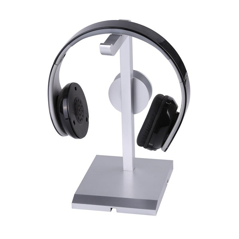 深圳厂家定制有机玻璃耳机展示架 有机玻璃陈列架 DIY耳机摆件