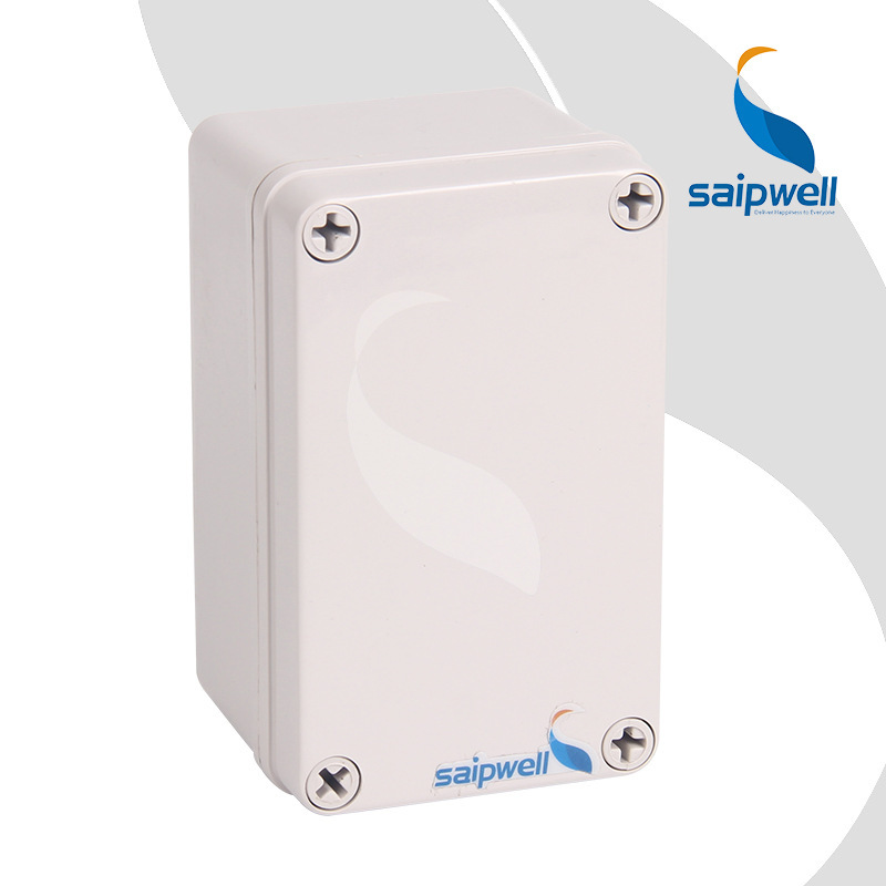 abs防水盒 80*130*70防水盒 塑料接线盒 斯普威尔防水接线盒