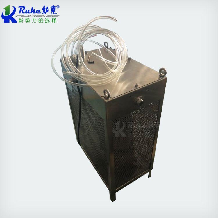 超微纳米曝气机 小型臭氧气泡发生器 水处理增氧黑臭水体治理设备