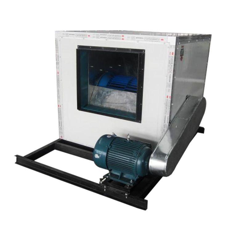 HTFC消防排烟风机箱 HTFC-A低噪音柜式消防排烟风机箱 HTFC-B低噪音柜式消防排烟风机箱