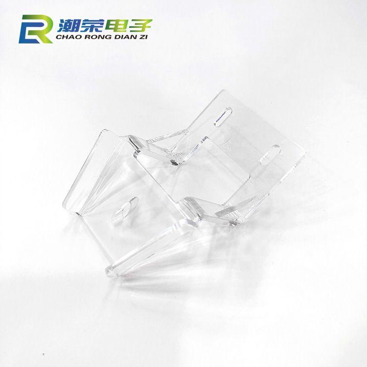 工厂定制 亚克力透明板加工 亚克力展示架激光切割 PMMA透明板 亚克力防尘罩激光切割加工成型