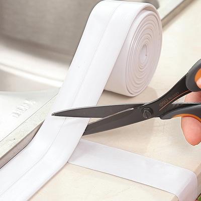 厨卫防水防霉胶带 厨房接缝美缝防潮防水条浴室马桶缝隙墙角线贴