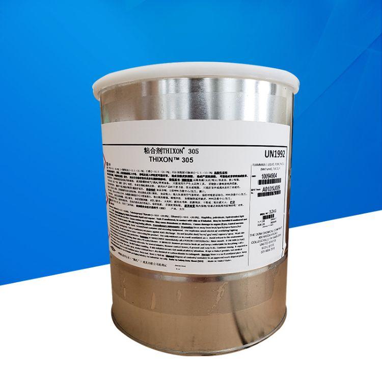 Thixon305粘合剂 溶剂型单涂胶粘剂 橡胶金属类清澈液体粘合剂
