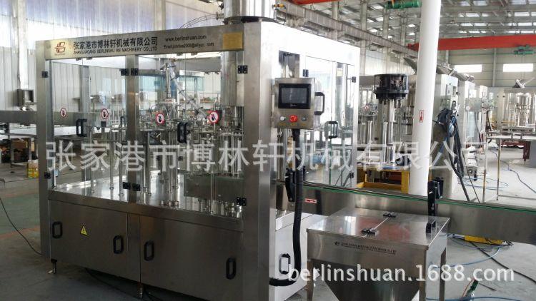 供应饮料灌装机CGF12125 水机械设备 饮料机械