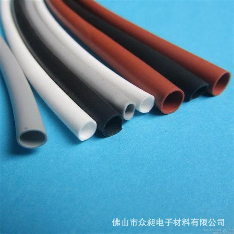 厂家直销硅胶套管 透明硅胶管 大口径硅胶套管 彩色硅胶管 真空管