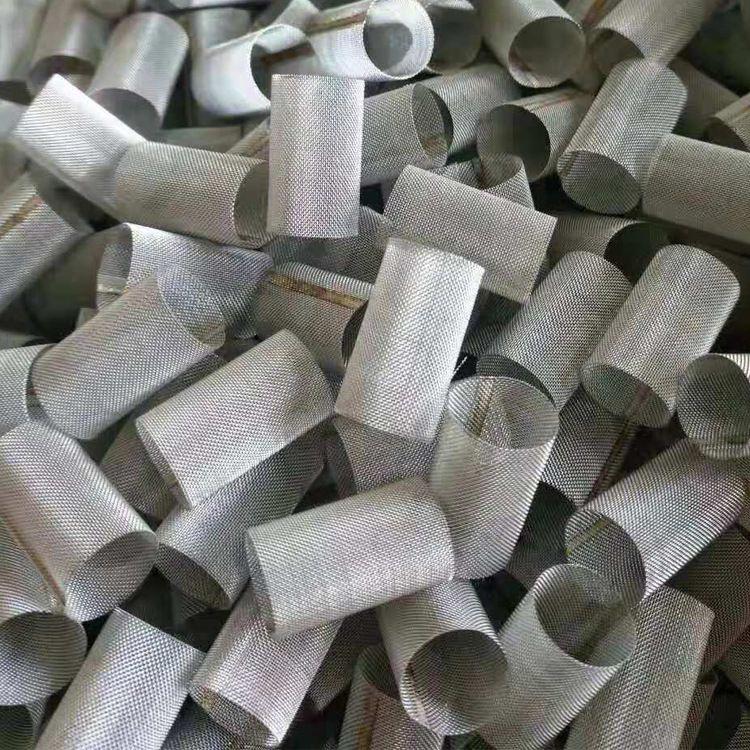厂家直销过滤筒 304不锈钢多层过滤网 耐高温耐腐蚀过滤网筒
